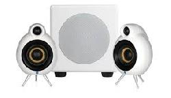 MicroPod Bluetooth White