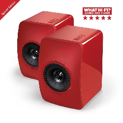 Kef Amplified Speakers...